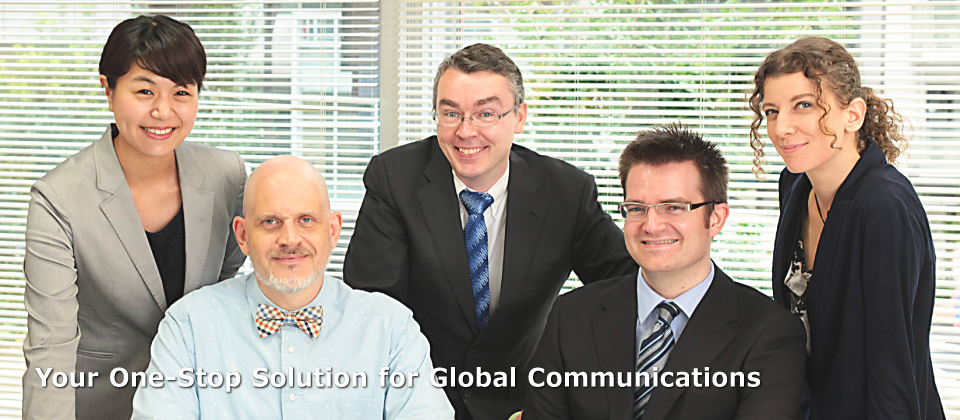One-Stop Solution for Global Communications